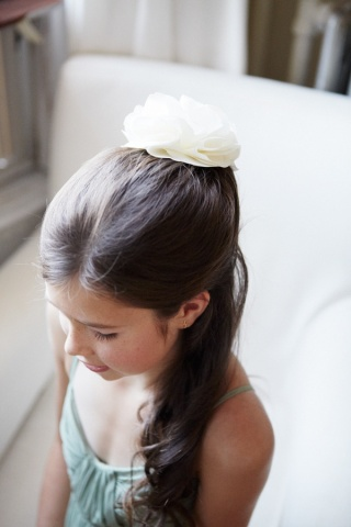 long ponytail flower girl hairstyle dreampurple uk