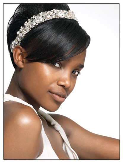Wedding hairstyles for black women evawigs